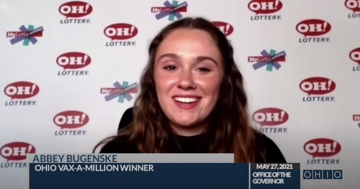 22-year-old becomes first person to win $1 million in Ohio's vaccine lottery