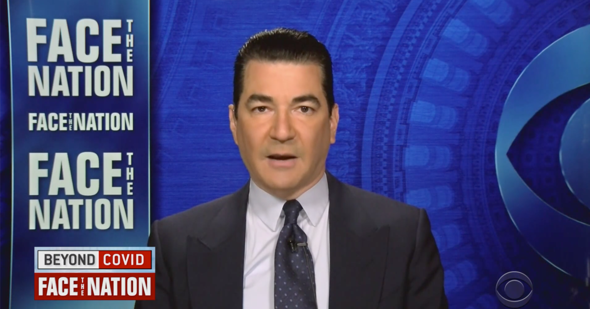 """Former FDA commissioner Gottlieb says """"side of the ledger"""" suggesting coronavirus came from a lab has grown"""
