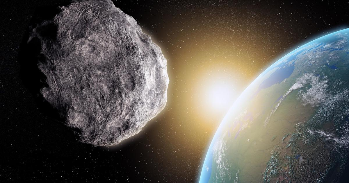 """A """"potentially hazardous"""" asteroid is zooming past Earth — and it's not the only one"""