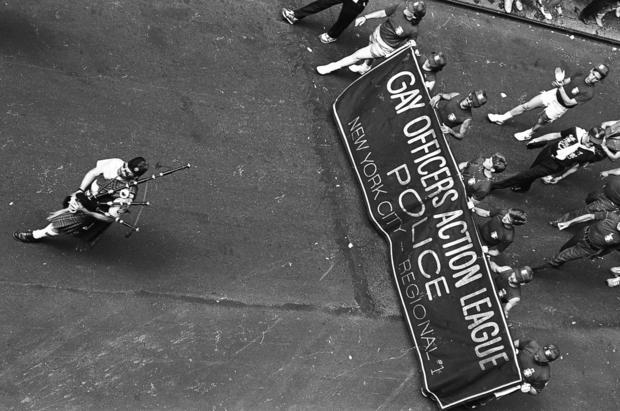 NYC Gay Pride March, 1985