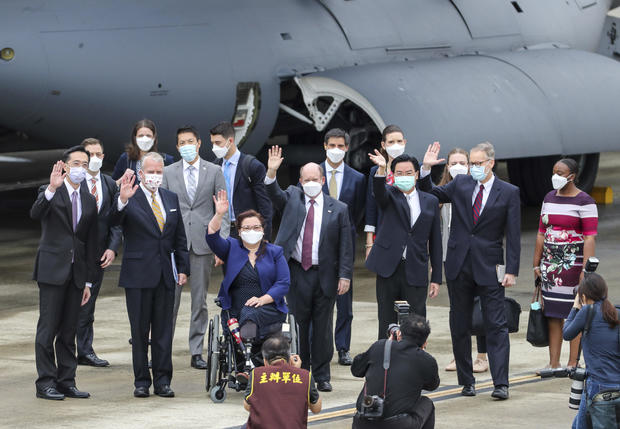 Taiwan US Senators