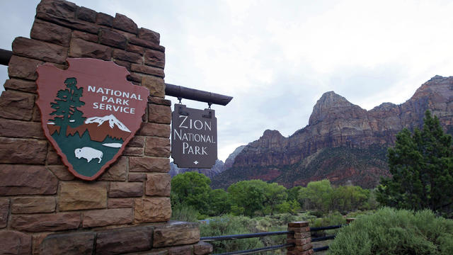National Park Body Recovered