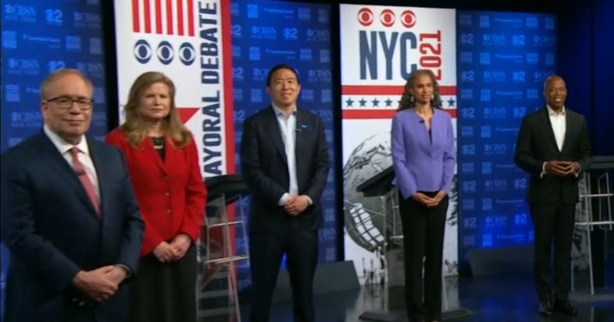 Eric Adams takes heat in final NYC Democratic mayoral debate before early voting starts