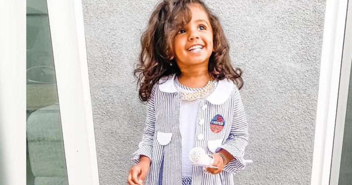 Toddler becomes youngest American member in Mensa