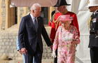 U.S. President Biden and first lady meet Britain's Queen Elizabeth at Windsor Castle