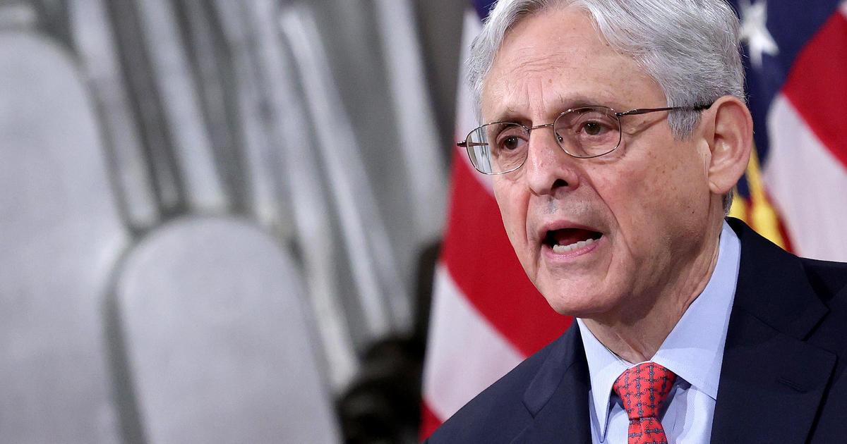 Attorney General Merrick Garland unveils plan to combat domestic terrorism