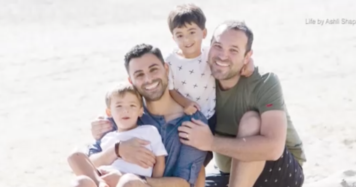 www.cbsnews.com: LGBTQ love: Couples share their stories for Pride Month