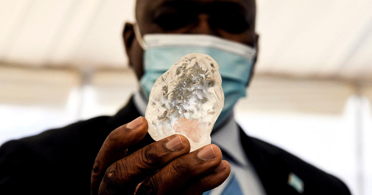 World's third largest diamond believed to be discovered in Botswana