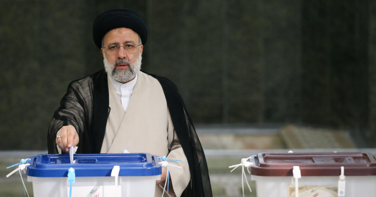Iran election likely to seat new, hardline president as nuclear deal hangs in the balance
