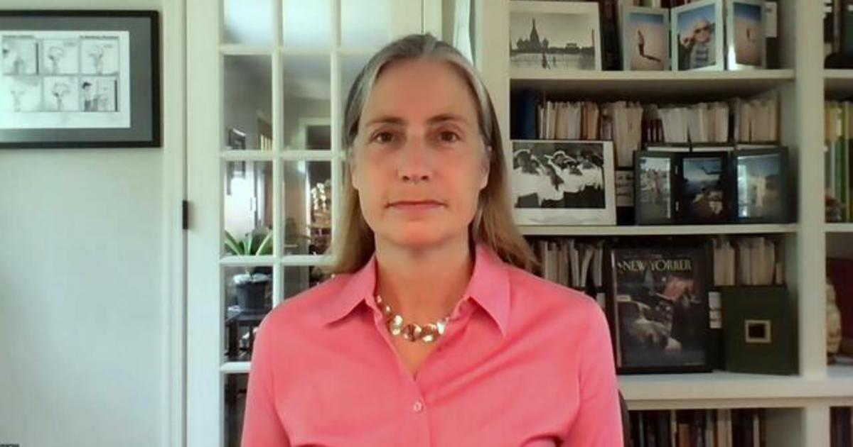 """Fiona Hill welcomes """"obligatory"""" new U.S. sanctions on Russia over Navalny poisoning"""