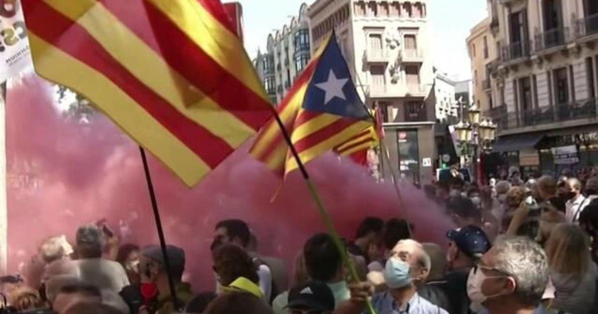 WorldView: Spain to pardon 9 Catalan leaders; WHO reports COVID vaccines running low in poor nations