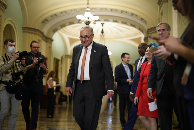 Senators Meet For Policy Luncheons