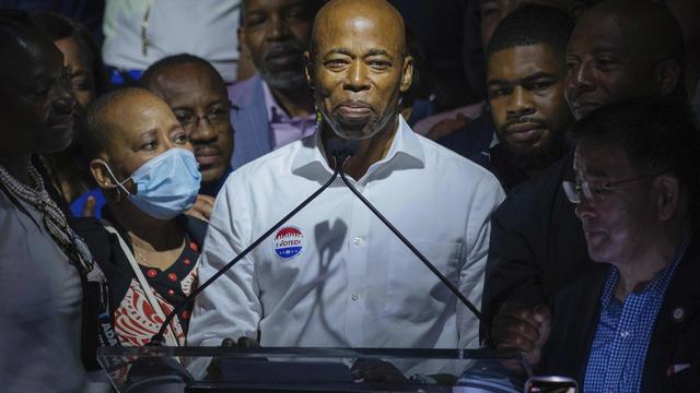 Election 2021 NYC Mayor