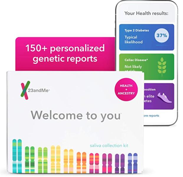 23andMe Health DNA Test