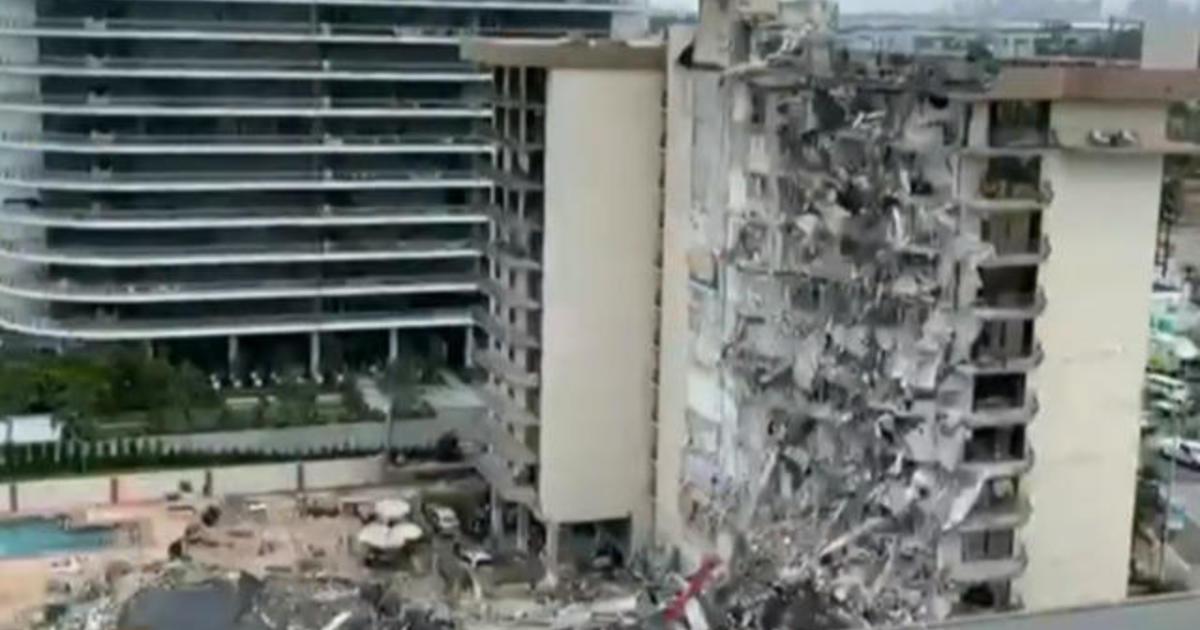 Investigators race to determine cause of Florida condo collapse