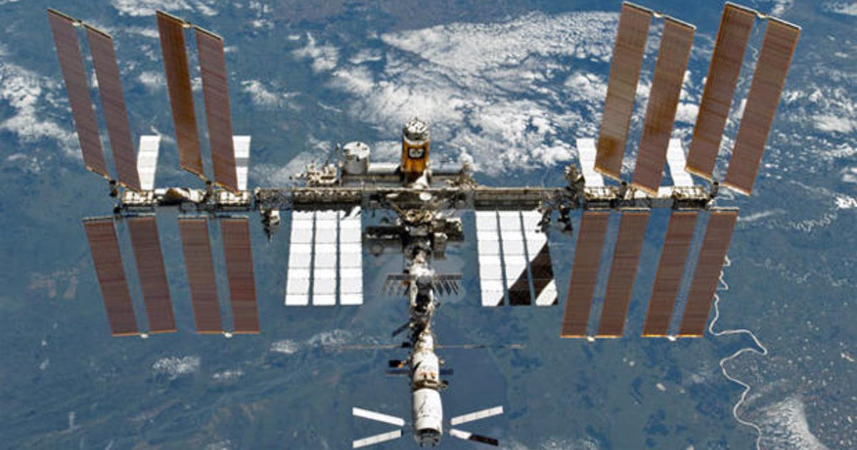 Spacewalk to wrap up second solar array installation at space station