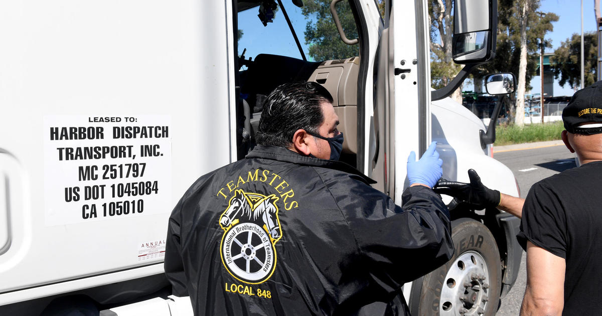 """Teamsters vow to unionize Amazon from """"coast to coast"""""""
