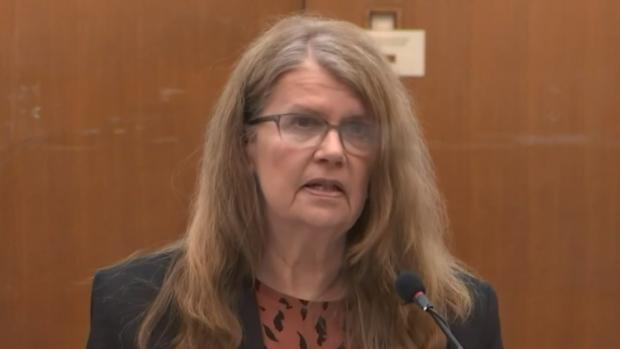 Derek Chauvin's mother speaks at sentencing