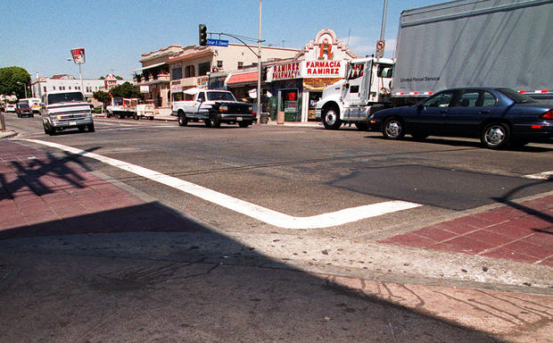 012828.ME.0728.CORNER.1.LH story about the intersection of Caesar Chavez Avenue and Soto Street in B