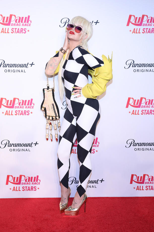 Paramount+ & RuPaul's Drag Race All Stars Cast Celebrate The S6 Premiere At Drive n' Drag In New York City