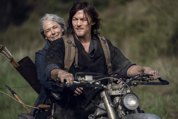 "Available July 26 on Netflix: ""The Walking Dead"" Season 10"