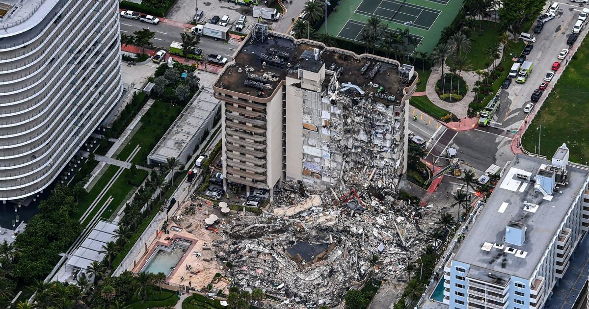 Search for bodies concludes in Surfside condo collapse