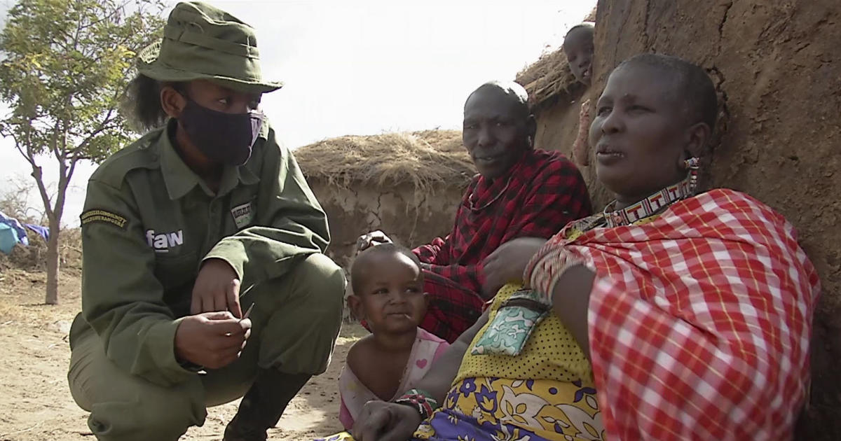 Team Lioness: Maasai women defy gender norms and find they have an advantage as anti-poaching rangers