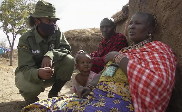 Kenya Women Wildlife Rangers