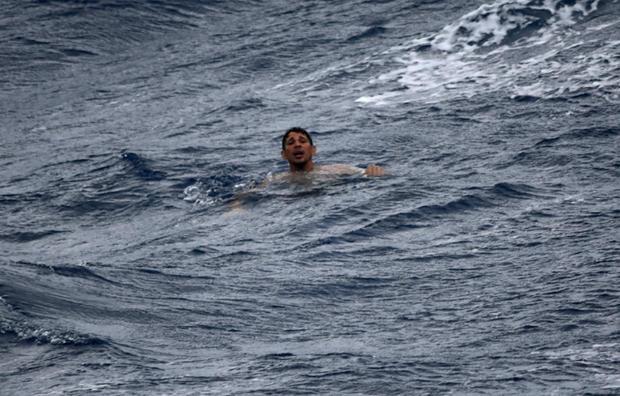 Capsized Boat Rescue