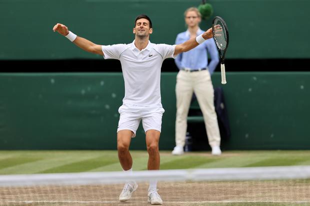 Day Thirteen: The Championships - Wimbledon 2021