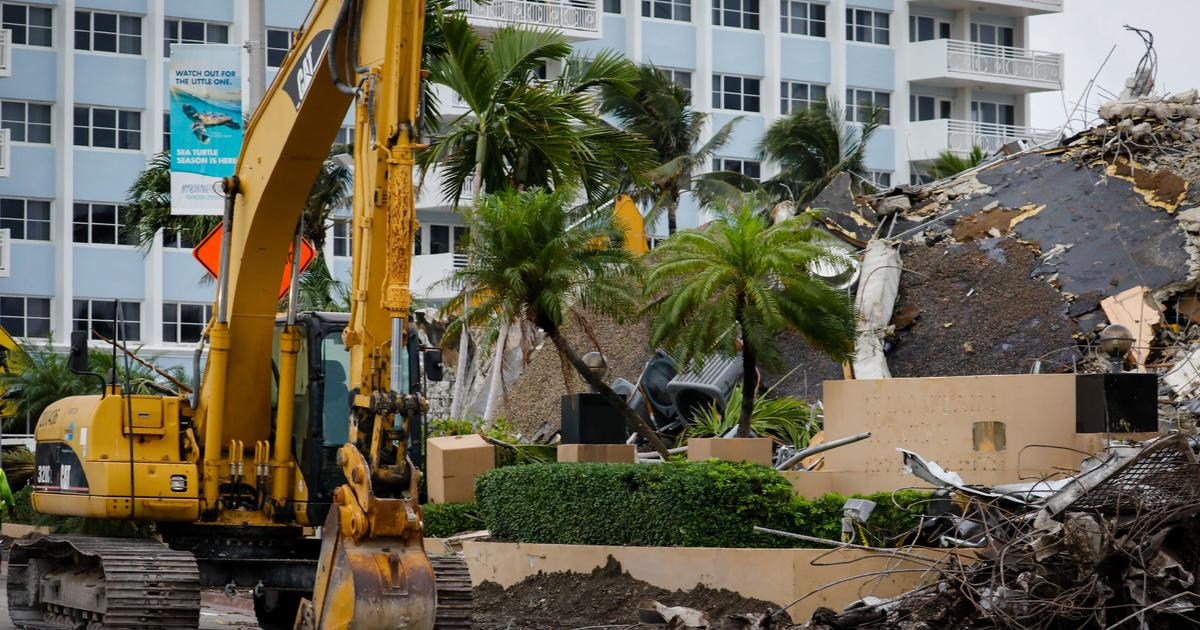 Final victim in condo collapse identified as death toll rises
