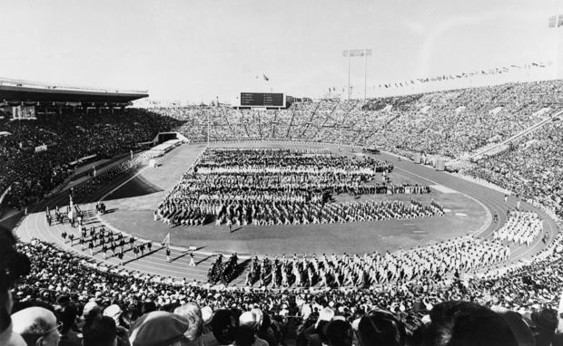OLY-1964-TOKYO-OPENING CEREMONY