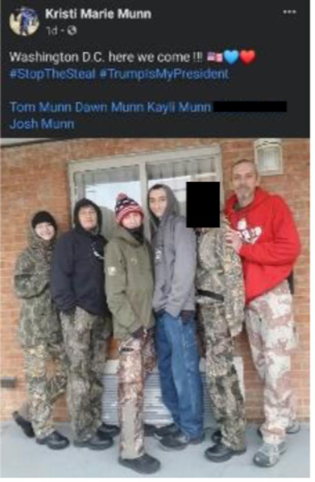 Munn family