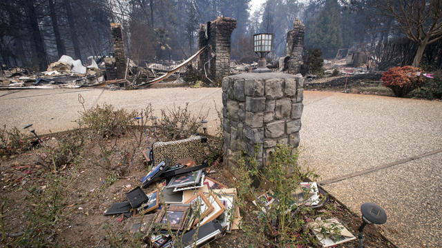 Deadliest Wildfires In California History As Death Toll Rises