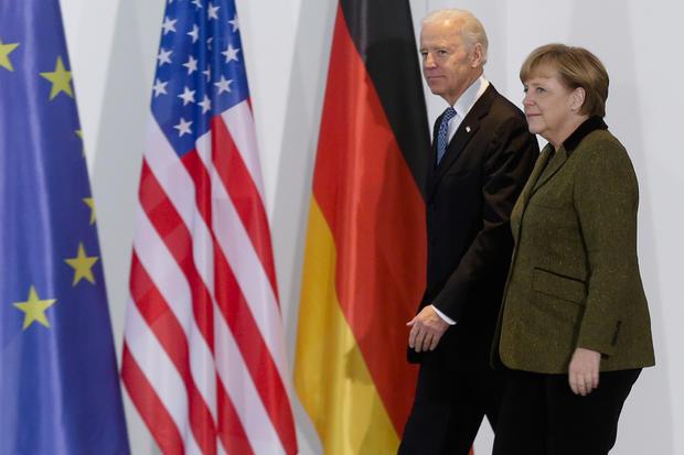 Germany Merkel 4 Presidents