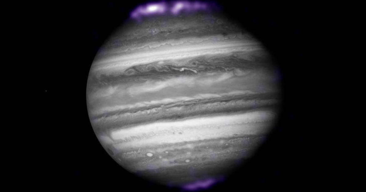 Astronomers finally uncover 40-year mystery of Jupiter's epic X-ray aurora flares