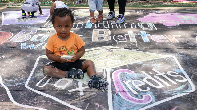 Children, Parents and Community Advocates Join in Celebration Of The Child Tax Credit