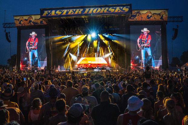 2021 Faster Horses Festival