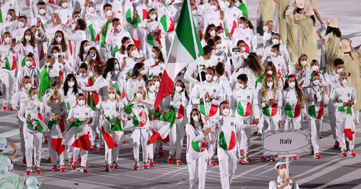Penyiar meminta maaf atas gambar ofensif di beberapa tingkat Olimpiade thumbnail