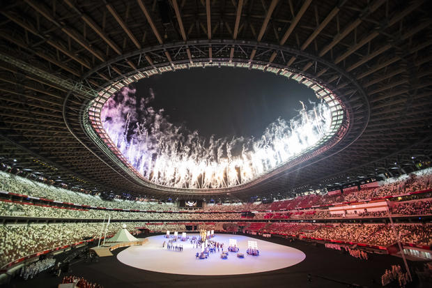 Tokyo 2020 Olympic Games Day 0 - Opening Ceremony