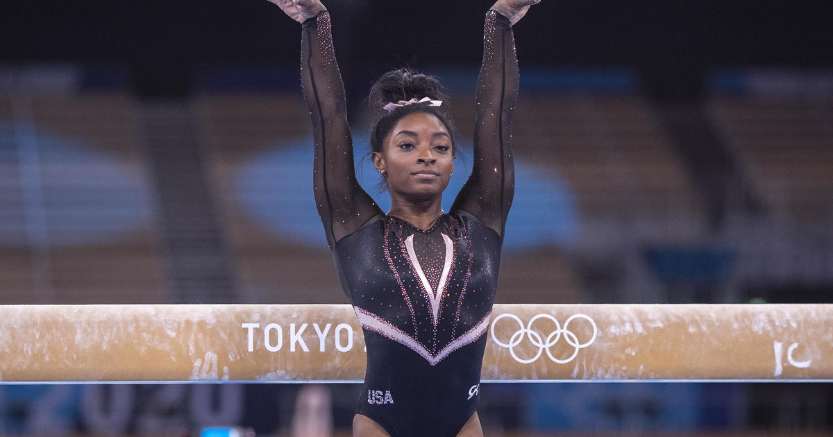 Simone Biles withdraws from two more Olympic events