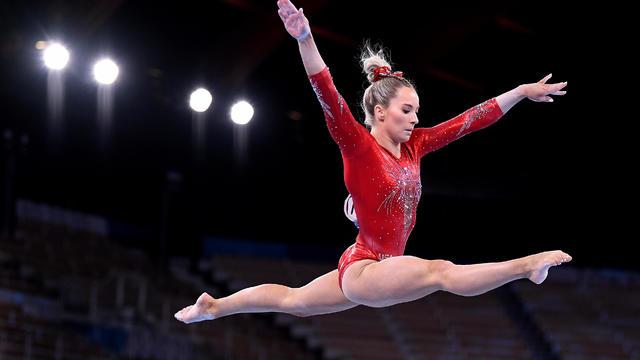 Olympics, Womens Gymnastics, Tokyo