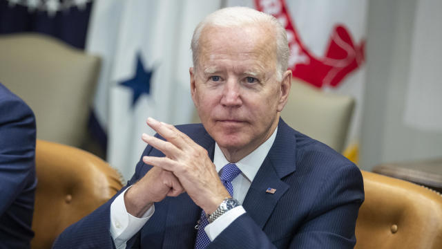 President Biden Meets With Union And Business Leaders On Infrastructure