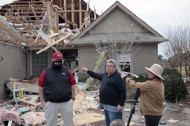 Tornado North Carolina