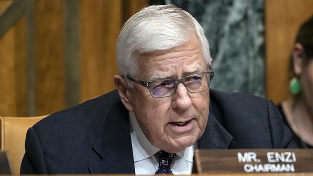 Former Senator Accident