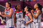 Womens 3X3 Basketball, Finals, Semis, USA