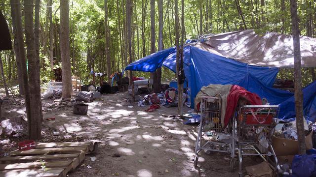 Homeless Encampment Deadline Approaching