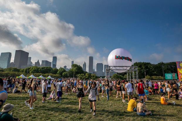 2021 Lollapalooza - Day 1
