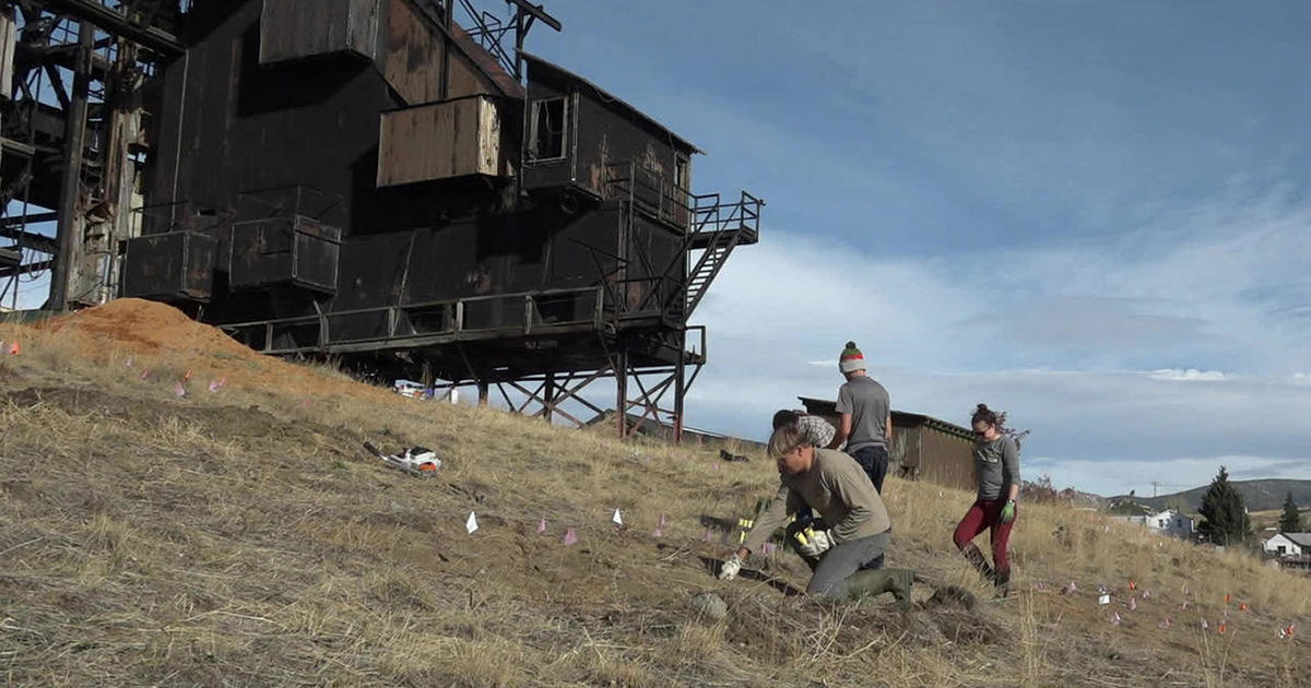 Rechanneling the boom-and-bust history of Butte, Montana