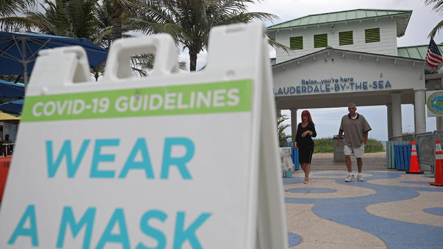 Florida hits 100,000 mark as state confirms another 2,926 daily coronavirus cases